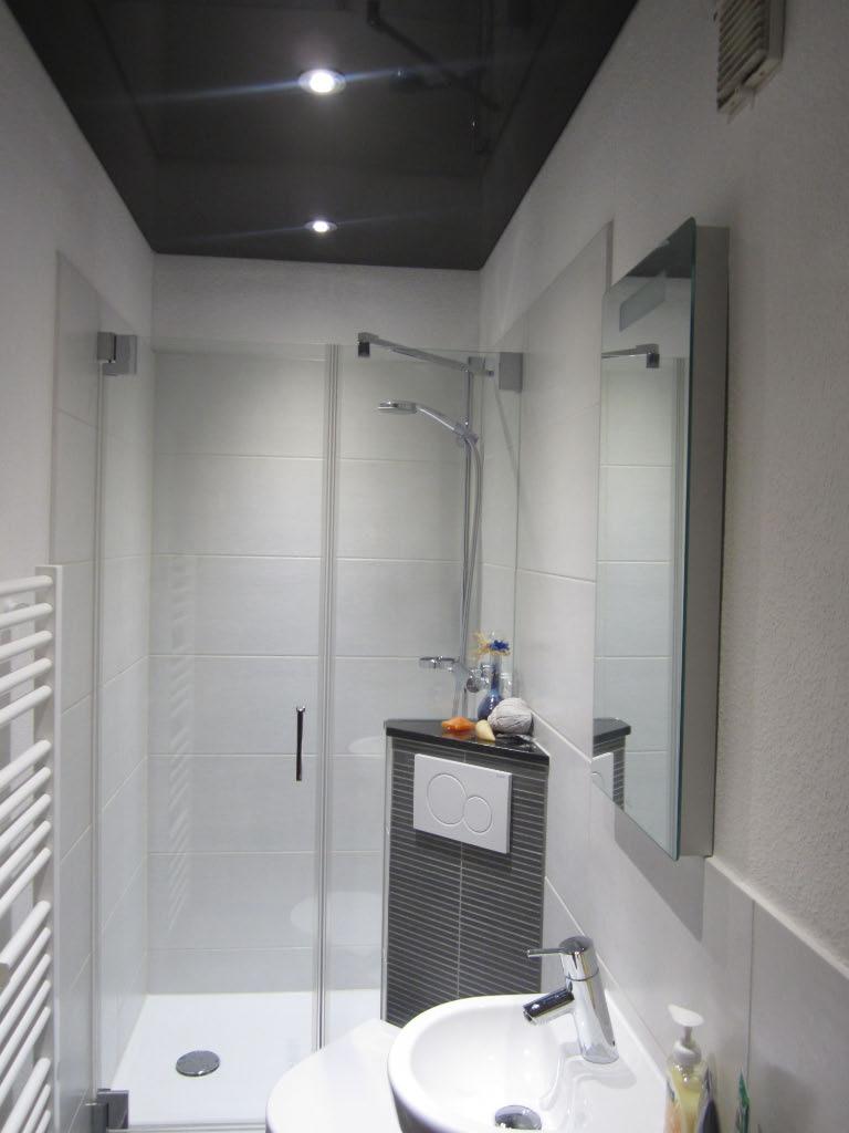 Fabulous WC zum Duschbad in Frankfurt - Müller GmbH - Bäder-Heizung-Solar EI11